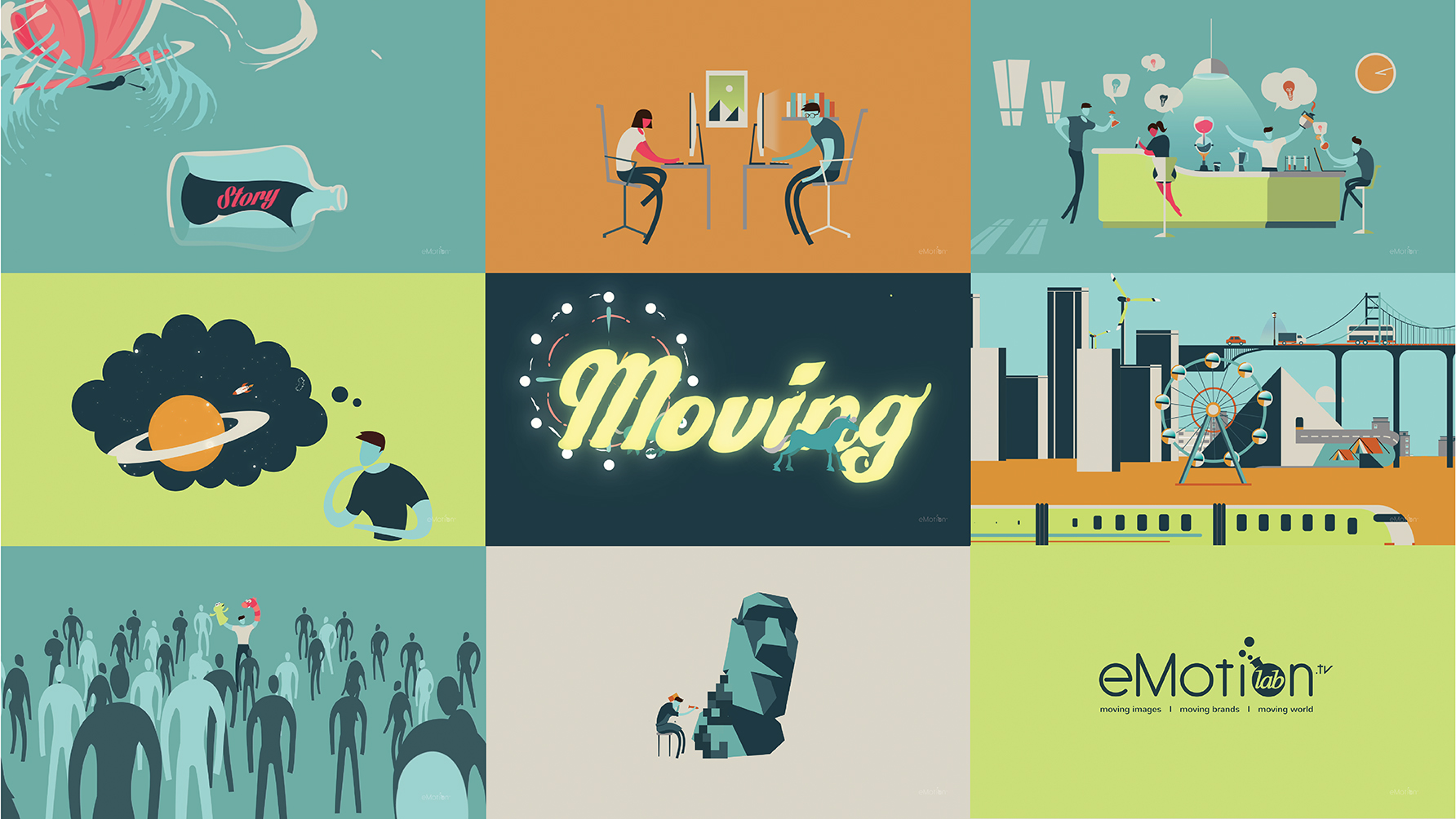 Animation Production Hong Kong, Motion Graphics Design Hong Kong, Video Production Hong Kong